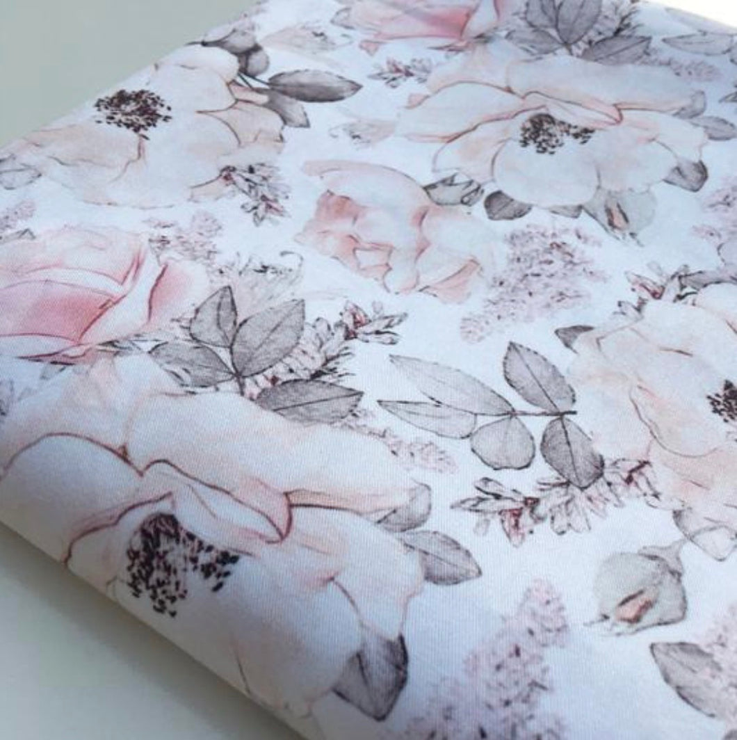 Peony Rose (Pillowcases)