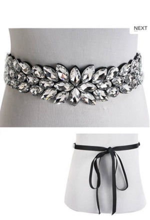 Dalia's crystal Belt