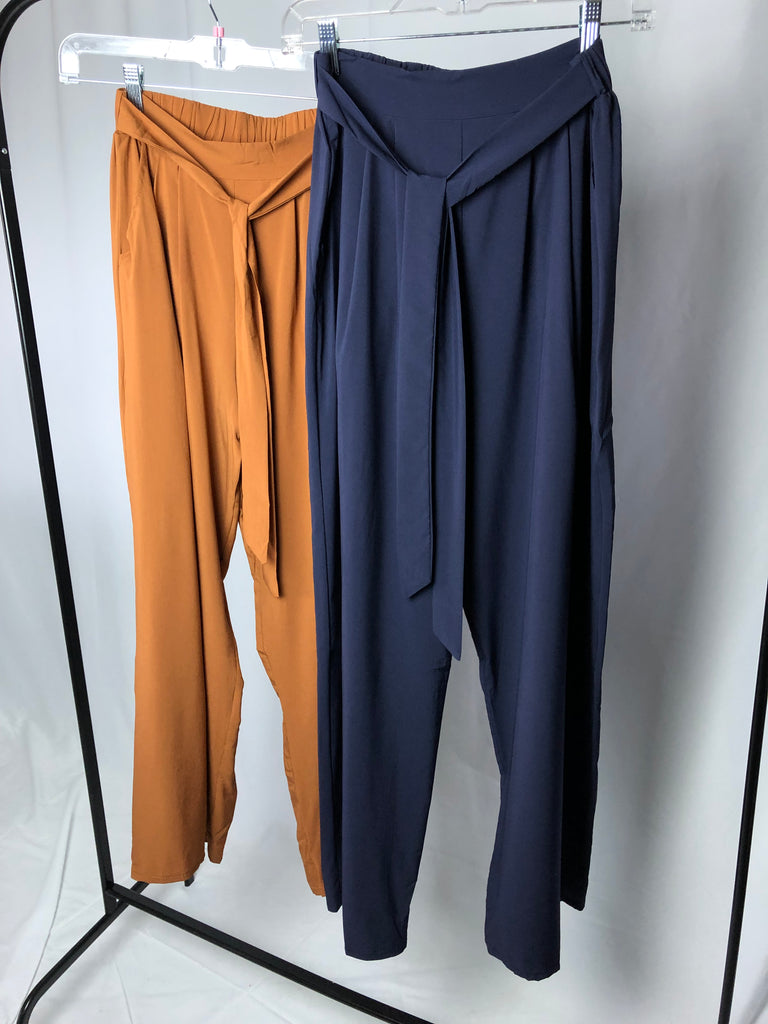 Haleema's Satin Color Pants
