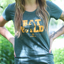 Load image into Gallery viewer, Ladies Eatwild T-Shirt