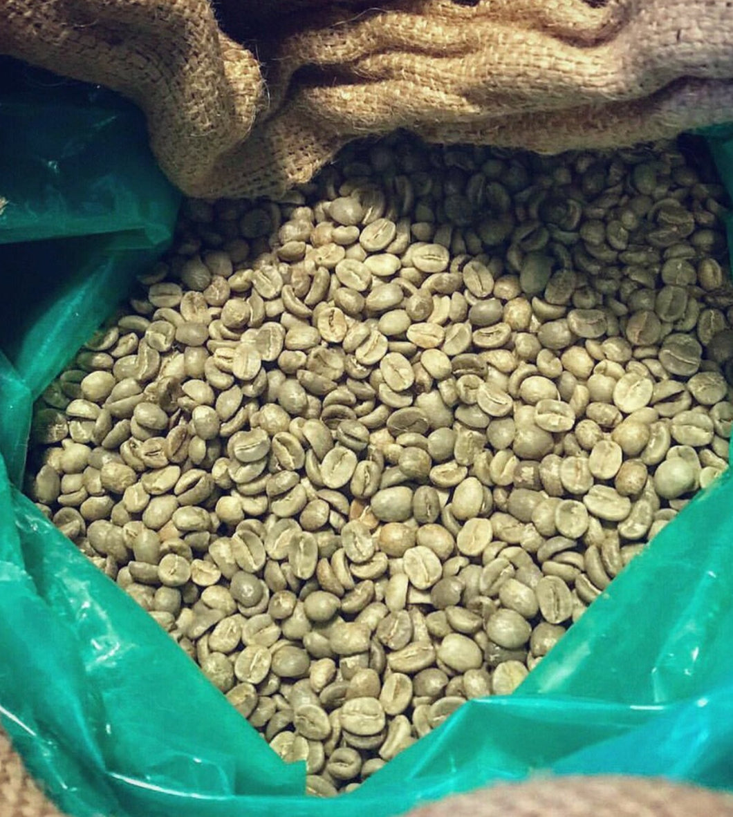 Green Coffee Beans, 5lb Single Origin Ilam Nepal