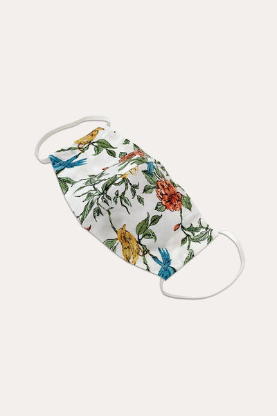 Floral Masks (Sparrows) - Adult