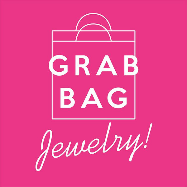 GRAB BAG - Jewelry - 15 pcs for $65