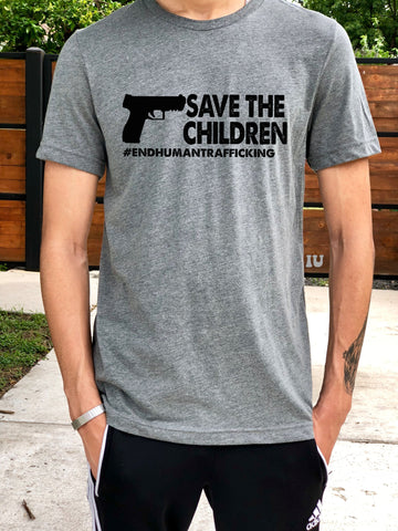 Save The Children - Men's