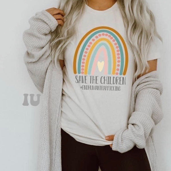 Save the Children Tee | XL - 3XL