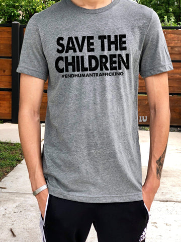 Save The Children - Men's BASIC