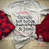Favorite Things Christmas Tee