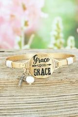 Grace Upon Grace Goldtone