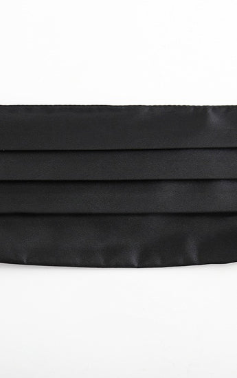 Formal Cummerbund Sash Wide Belts