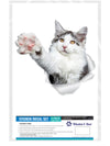 Reaching Maine Coon Cat Decals