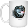 WB6478A Nickie 15 oz. White Mug