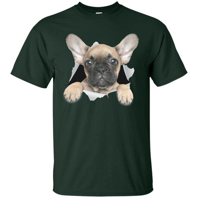 French Bulldog Pup Ultra Cotton T-Shirt
