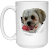 WB6505A Cute Gizmo 15 oz. White Mug
