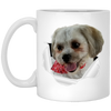 WB6505A Cute Gizmo 11 oz. White Mug