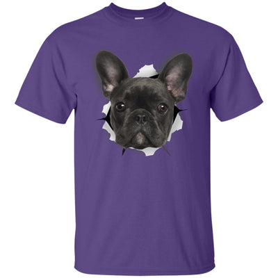 Black Frenchie Ultra Cotton T-Shirt