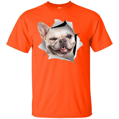 Winking Frenchie Ultra Cotton T-Shirt
