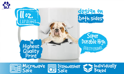 English Bulldog Mug