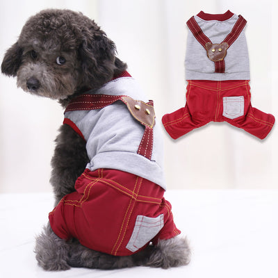 Four-legged Dog Outfit