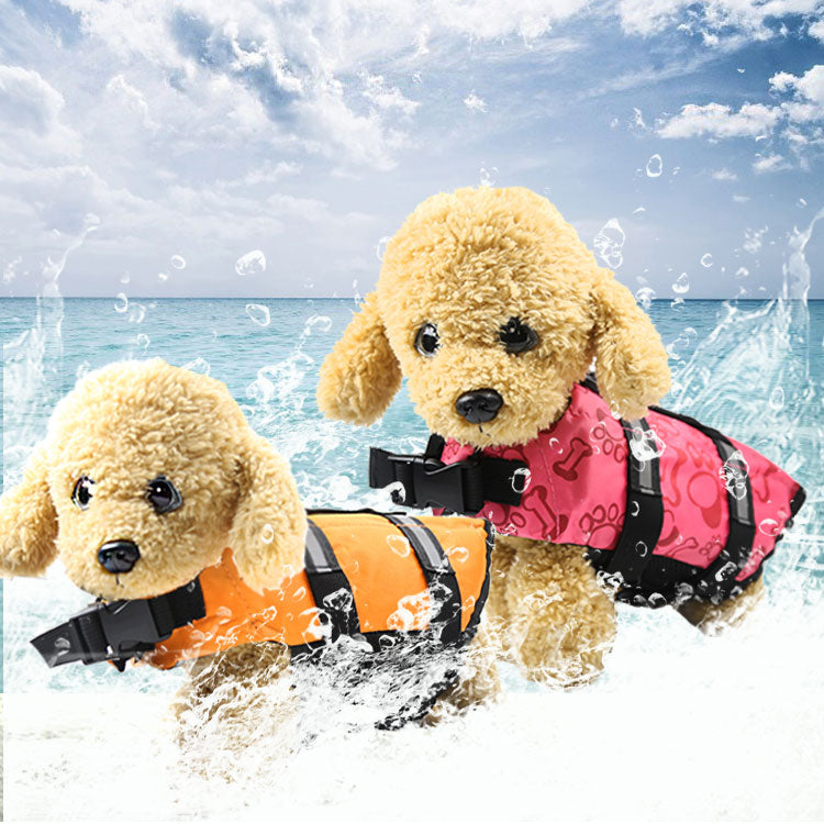Small Pet Dog Life Jacket