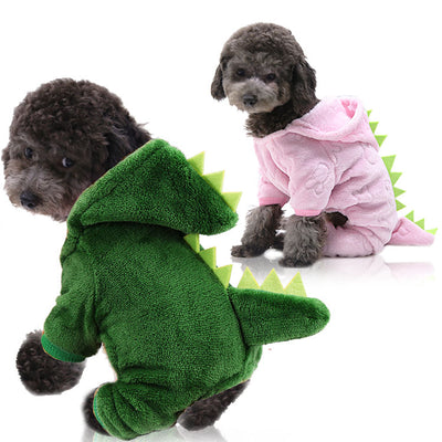 Dinosaur Costume For Dogs