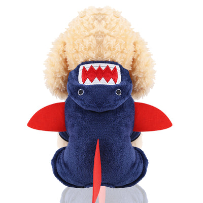 Shark Costume for Dogs and Cats