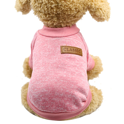 Classic Dog Woollen With Cap