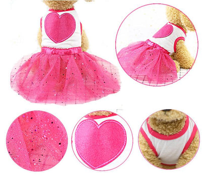 Pet Princess Dress