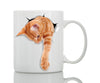 Reaching Ginger Mug