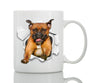 Super Staffie Mug