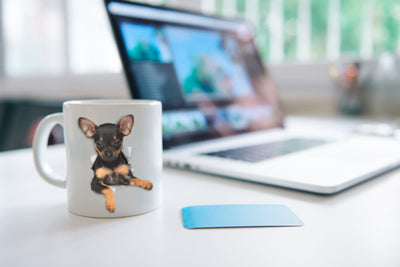 Toy Terrier Puppy Mug