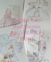 shell sherree illustration art prints