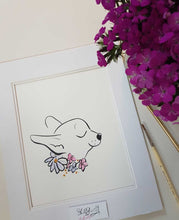 chihuahua original art by shell sherree