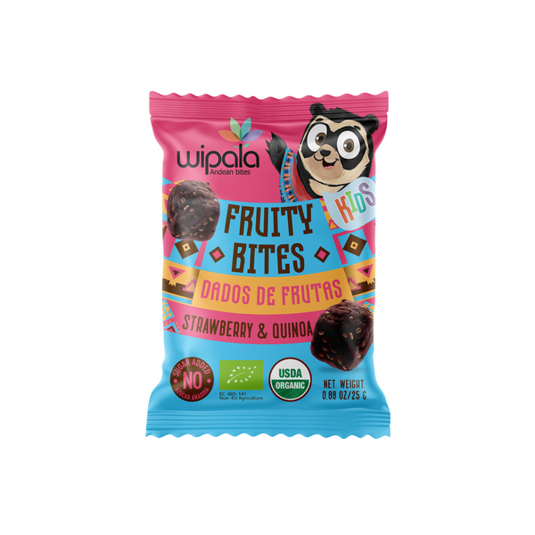 Super-Fruit Bites KIDS