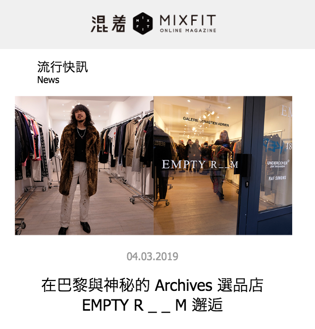 MIXFIT INTERVIEW 04.March.2019