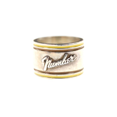 FENDER LOGO RING