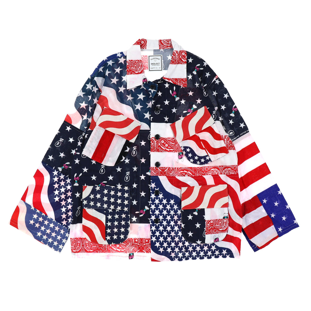 BANDANA J.F SHIRTS / USA