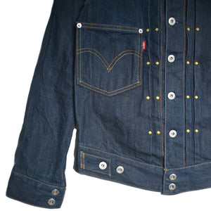LEFTY DENIM JACKET