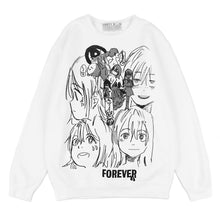 FOREVER SWEAT SHIRTS / White
