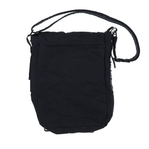 EASTPAK NYLON FLAP SHOULDER BAG