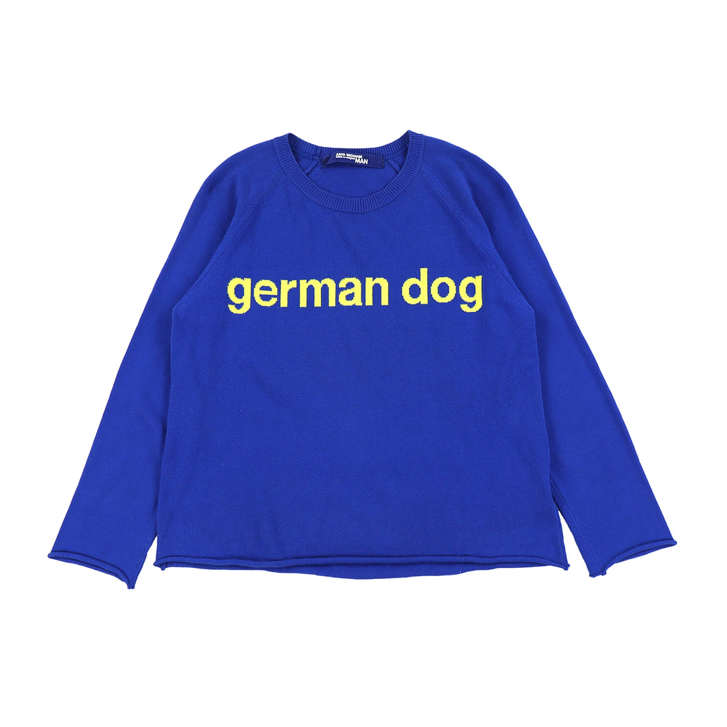 GERMAN DOG KNIT
