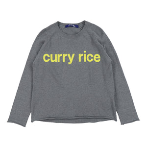 CURRY RICE KNIT