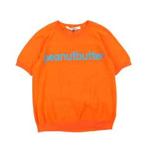 PEANUTS BUTTER KNIT
