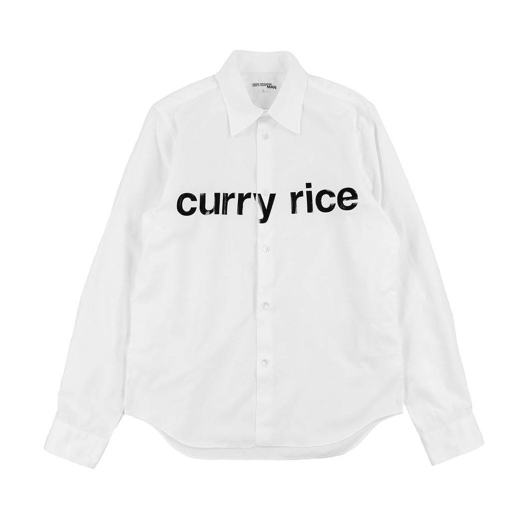CURRY RICE LS SHIRTS