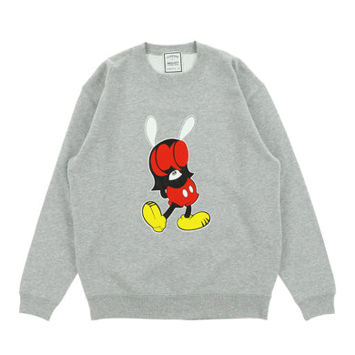 SKOCKEY SWEATER / GREY