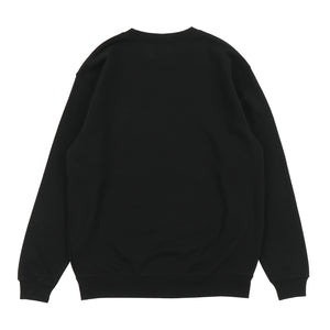 SKOCKEY SWEATER / BLACK