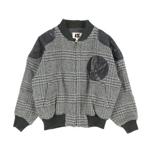 TWEED LOGO JACKET