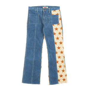 CORDUROY STAR PANTS