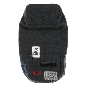 EASTPACK WOOL PATCH BAG PACK