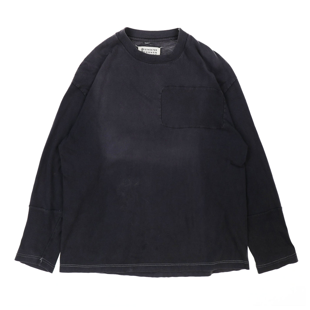 ARTISANAL PATCH L/S TEE