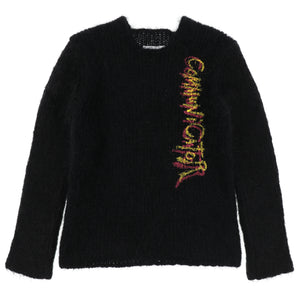 COMMUNICATOR MOHAIR KNIT